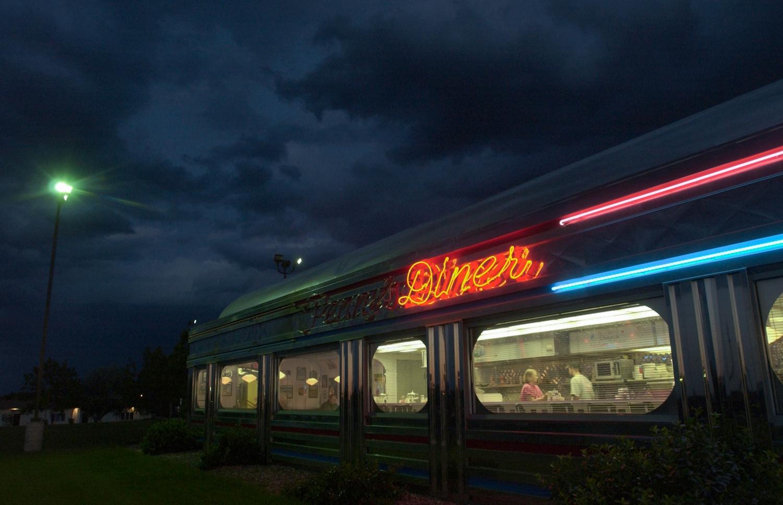 'Penny's Diner' - Marysville, KS.