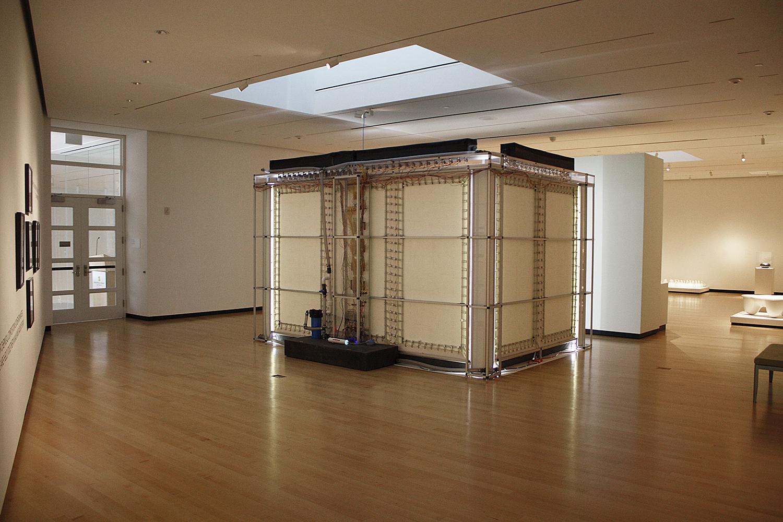 at the Burchfield Penney Art Center, Buffalo, NY