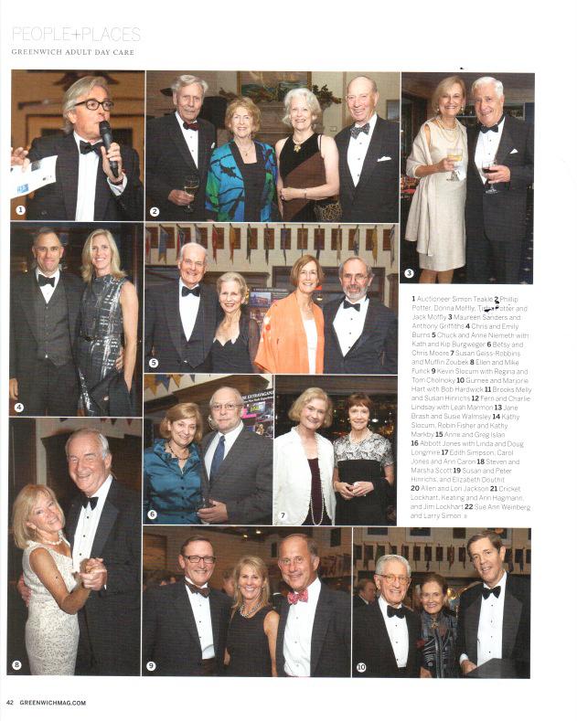 Greenwich Mag p2 December 2012