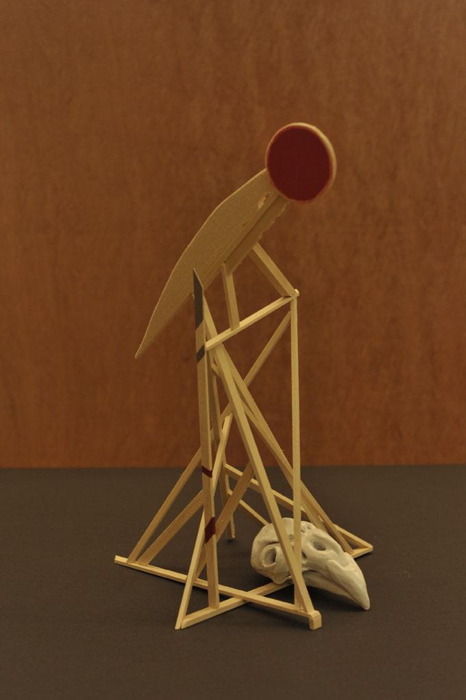 Vulture Worship_8inx12in_Scultptural Object_SANTIAGO.jpg