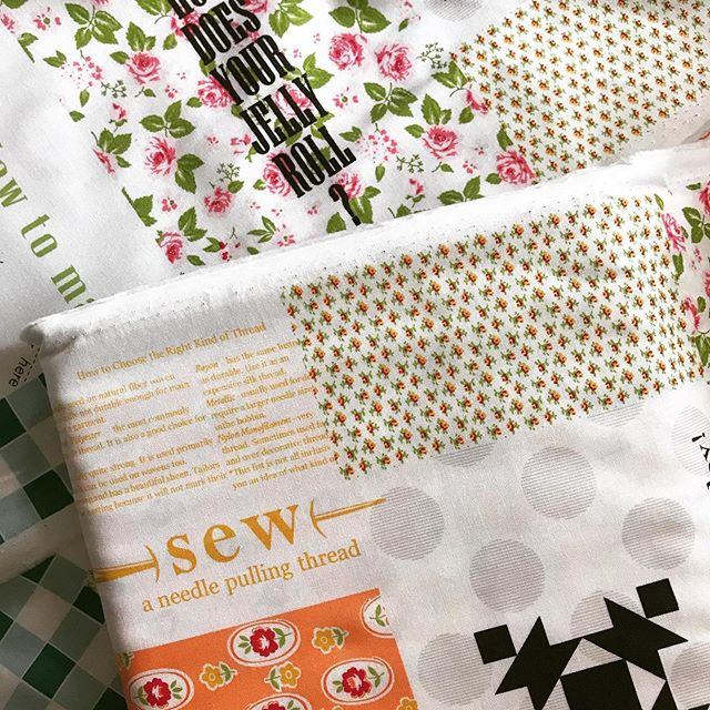 fo-la-tee-do!  we are open today!  power is on and we're sewing our hearts out with open sew from 1-6.  come join us! #sewersofinstagram #quiltersofinstagram #makersgonnamake #thesewingroomstore #doylestownpa #opensew #opensewdoylestown #modafabrics #sewandsew #chloesclosetfabric