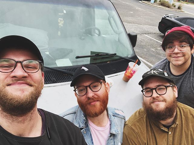 THE VAN LIVES! We wanna thank each and every one of you who bought shirts yesterday. We were able to cover the complete cost of the repairs, and gas to get us home. We were honestly so overwhelmed with how much love y'all showed us. It's an incredible feeling to know that so many of you have our backs. We will begin shipping out your shirts as soon as we can when we get home. Thanks again, much love, and we are more excited than ever to get back on the road soon. See you at the rock gig ✌🏻