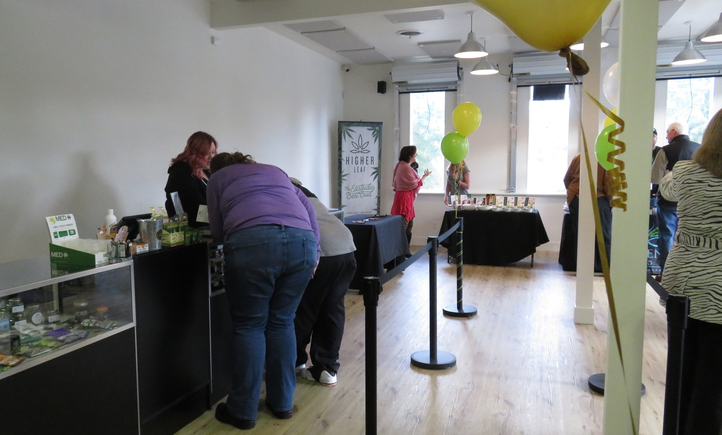 Customers enjoyed 10% off vendors present at the Grand Opening! Thank you to Zoots, Fairwinds, Waterstone & Heavenly Buds! Guests were able to ask questions about their ingredients, farm specifics and more.