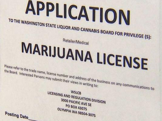 Application for Marijuana License