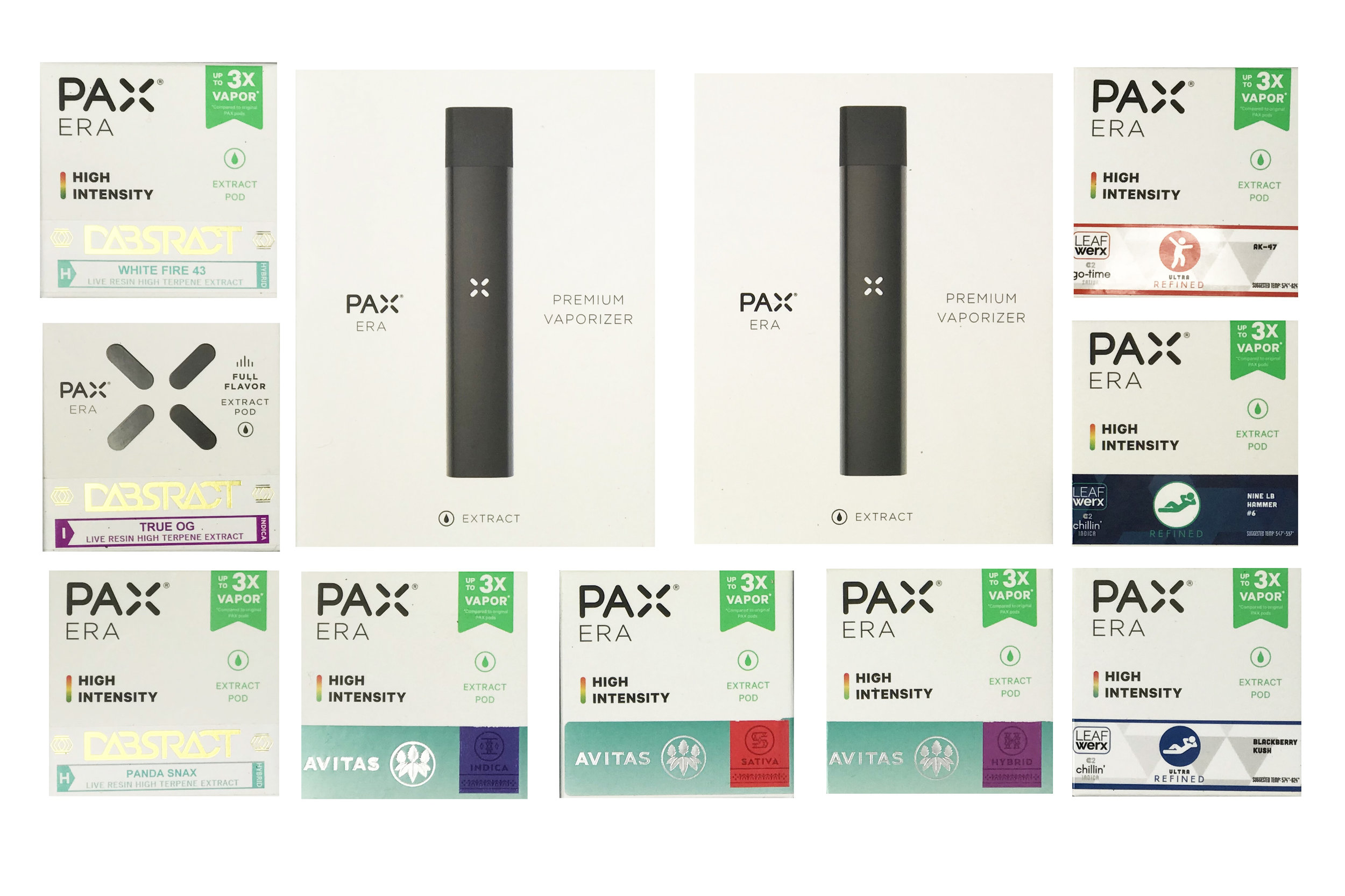 Need a new Vape? Try the PAX Era!