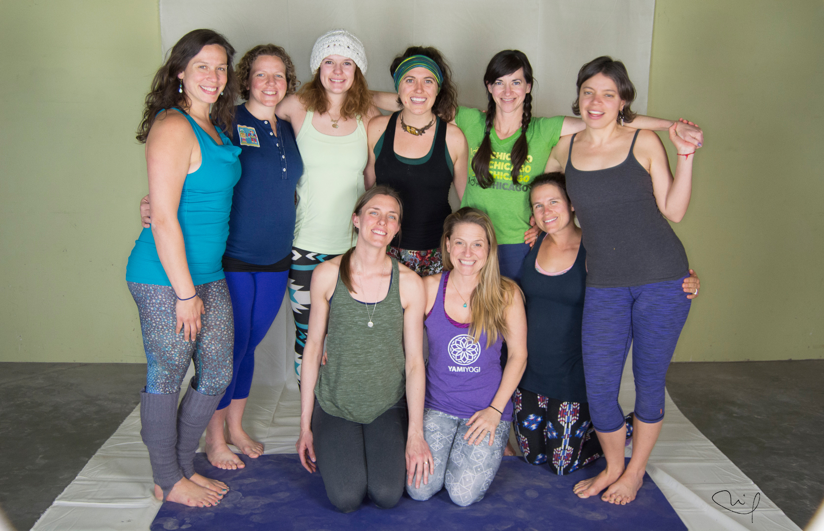 Acro Yoga Family Teacher Training Spring 2017