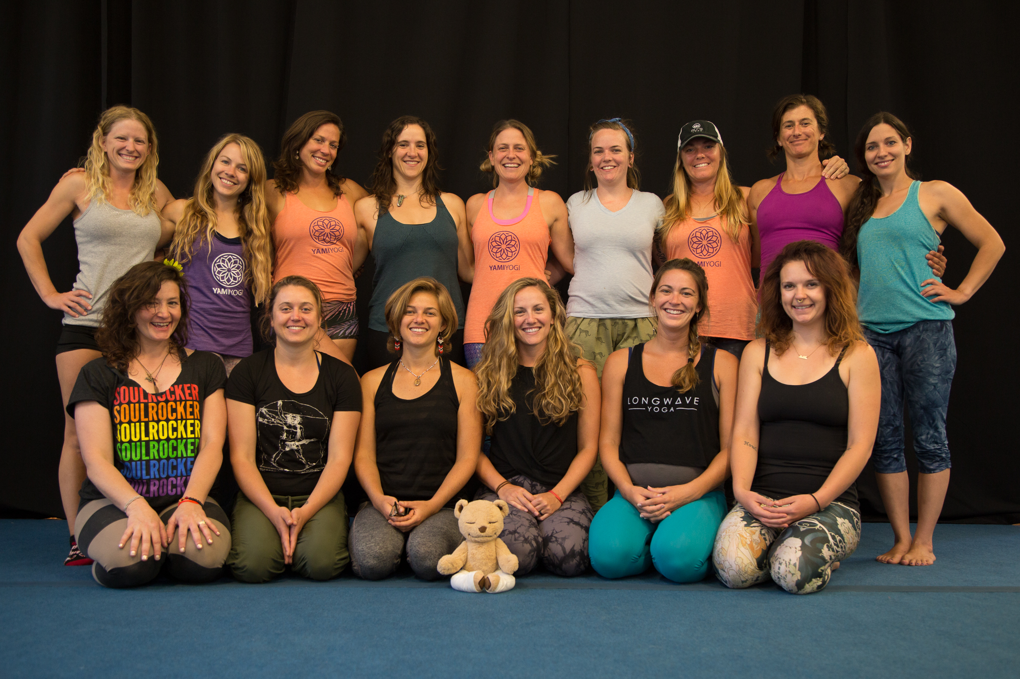 Acro Yoga Family Teacher Training Summer 2017