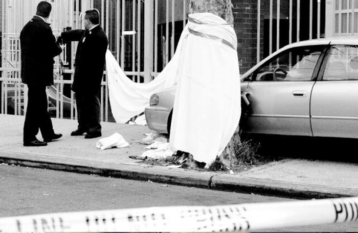 She Sees Son Die (PDF)    NY Daily News