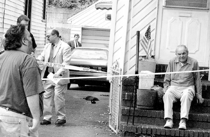 Tragedy in the Driveway (PDF)   NY Daily News