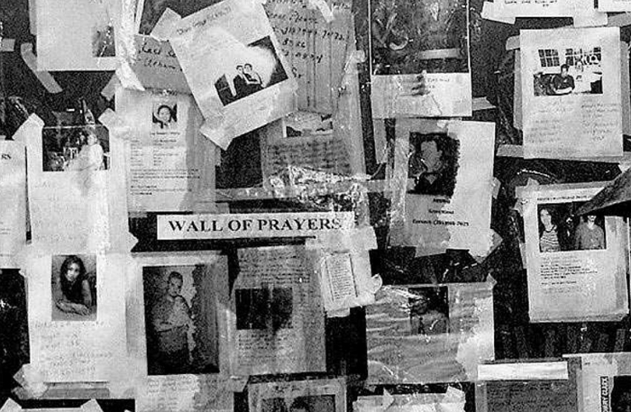 For Kin and Friends, Time to Wait and Pray (PDF)   NY Daily News