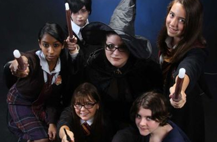 The Power of Potter   Newsday
