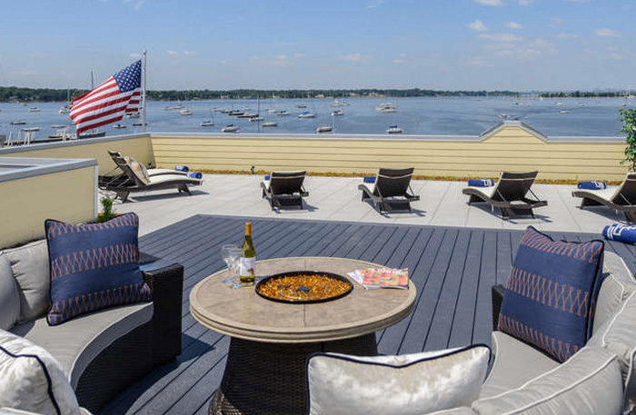 Stylish Waterfront Condos for the Empty Nester   Long Island Press