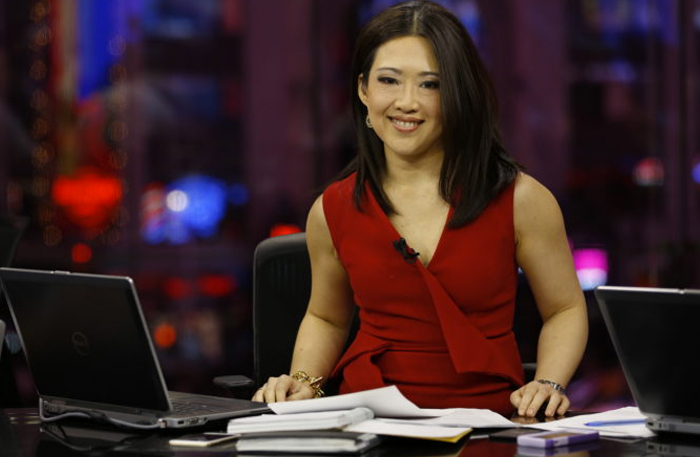 Melissa Lee: A Financial Force In The World of TV News   Long Island Press