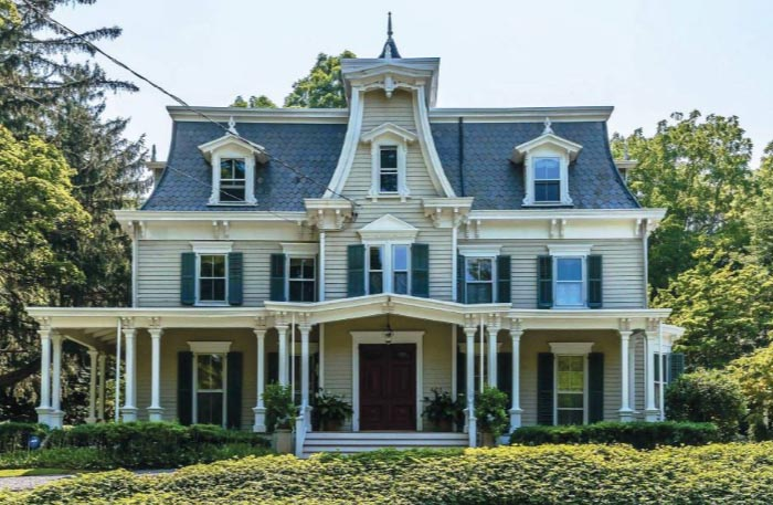 Lloyd Harbor Locale: A Stately Victorian in all its Splendor   Long Island Press