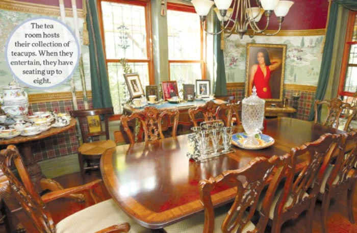 Eclectic Estate: Old World Charm   Long Island Press