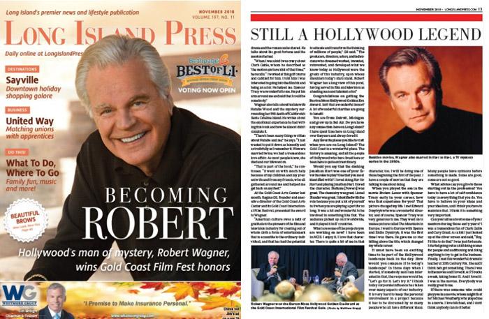 Cover Story: Becoming Robert   Long Island Press