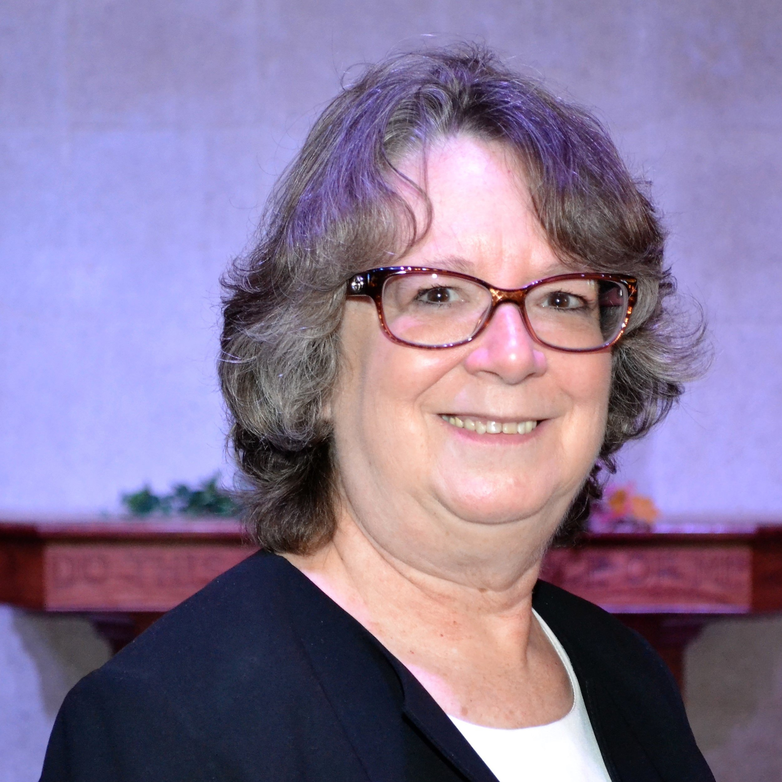 "JOYCE TYSON  (CHURCH CLERK)  Joyce, a 4th generation Seventh-Day Adventist, was born in Washington, PA. She is married to Enoch and has two grown sons. Joyce is an LPN and presently works at SpringHouse Estates caring for the elderly. Her passion for people has inspired her to serve as social committee leader at our church. She has since instituted an After Church Luncheon each Sabbath so visitors and members can fellowship together. Her favorite Bible verse is Isaiah 41:11 - ""Fear not, for I am with you; Be not dismayed, for I am your God. I will strengthen you, Yes, I will help you. I will uphold you with my righteous right hand"".   email joyce"