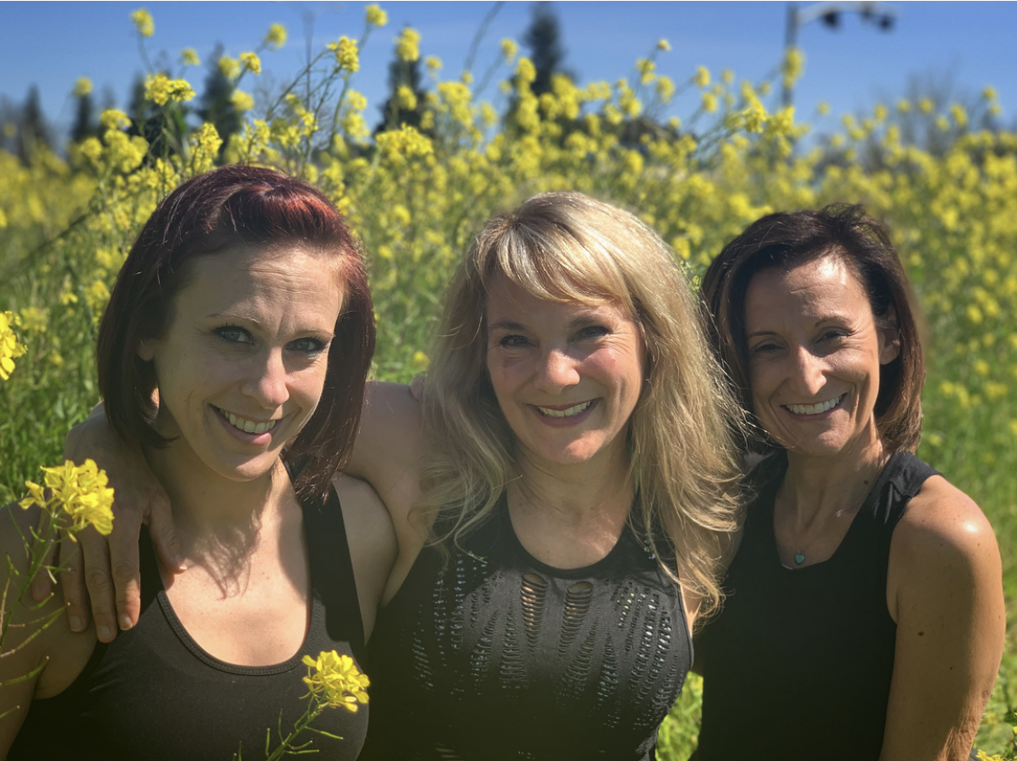 Bliss Hot Yoga is under new ownership! - Come in and meet co-owners Stacia McConnell, Patricia Stalteri-Grubbs, and Leesa Mamauag