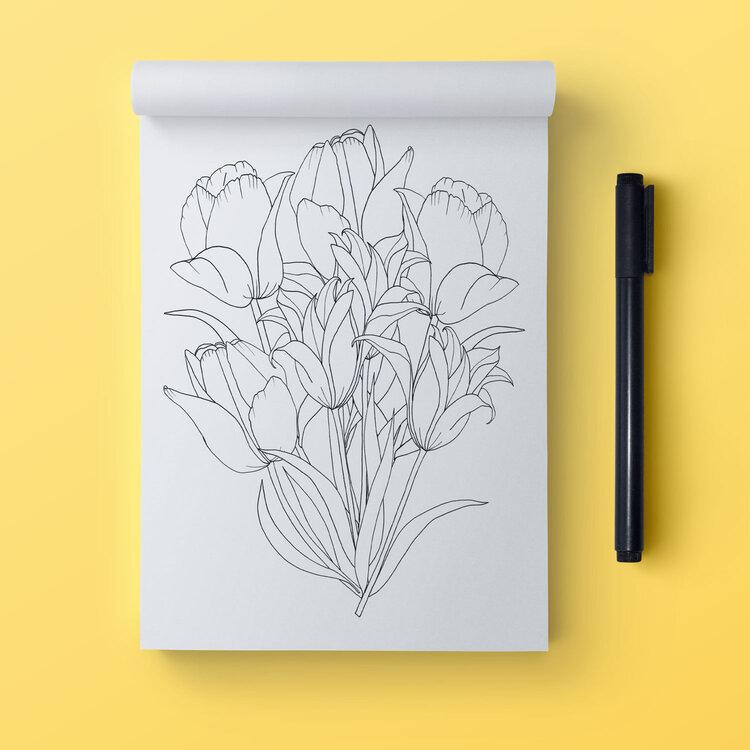 zoeingram_springblooms_colouringpage.jpg
