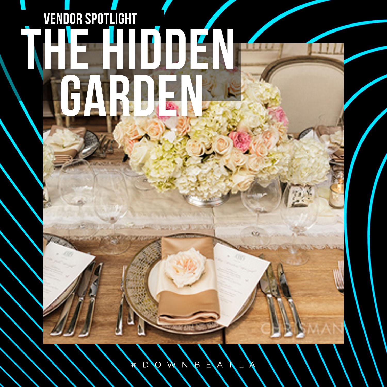 The Hidden Garden Florist Downbeat