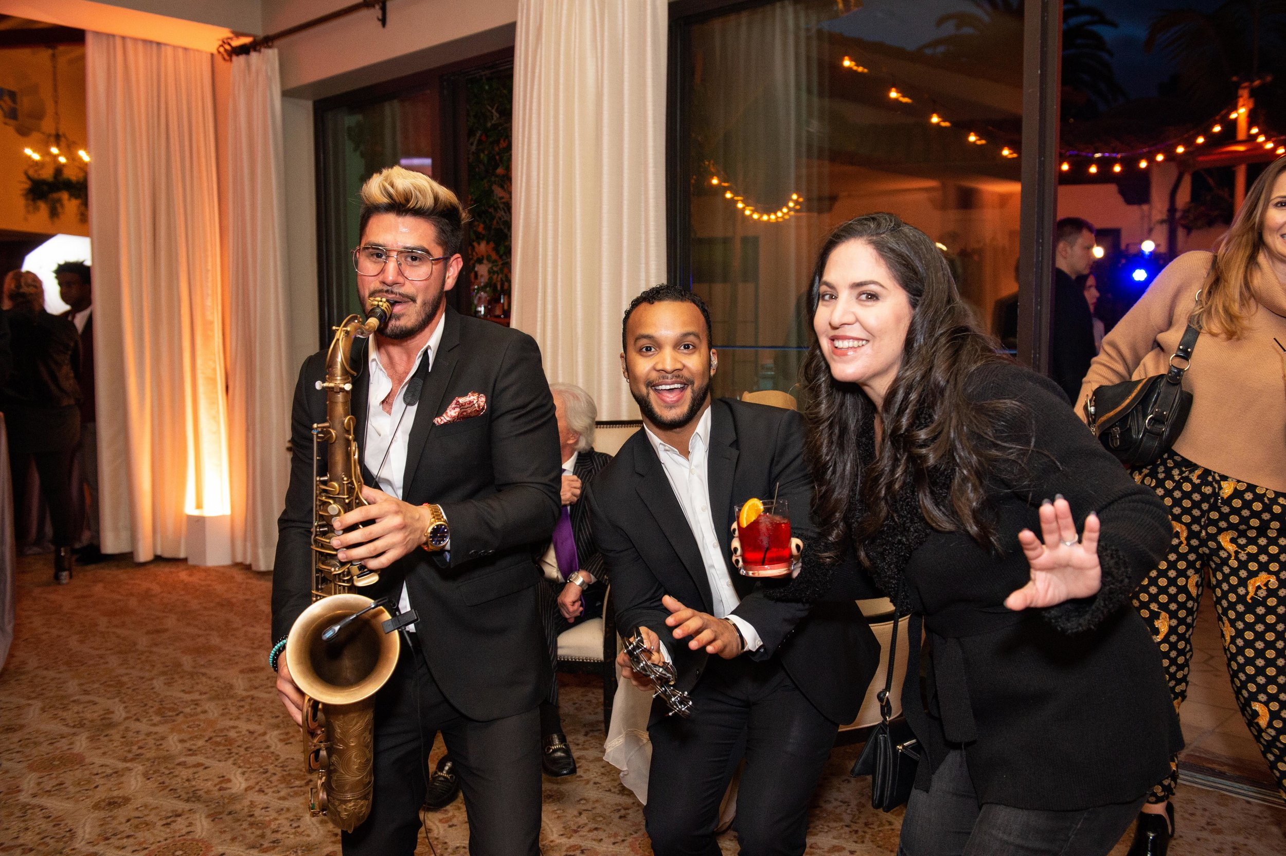 Bel Air Bay Club Mixer 2019