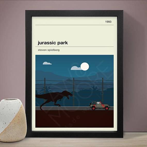 minimalist movie poster -