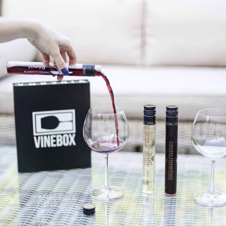 wine subscription -