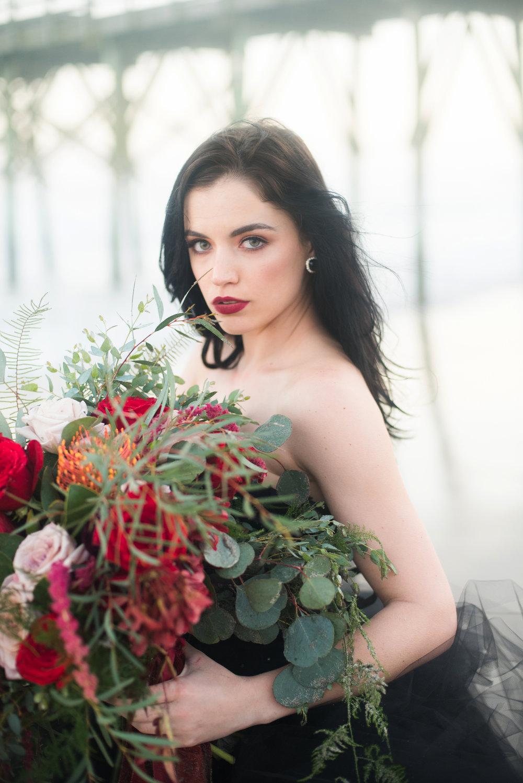 Photoshoot Makeup with Allison Barlow