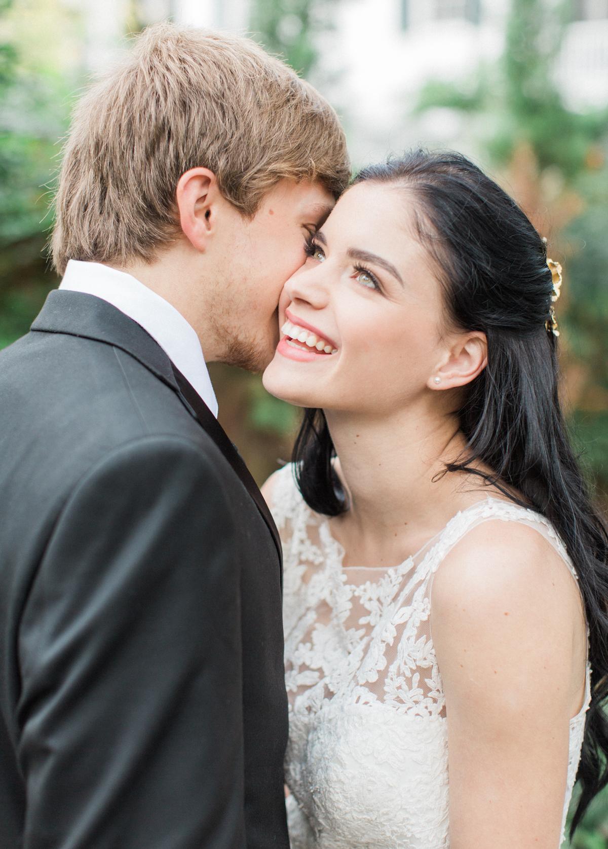 Wedding Makeup with Allison Barlow