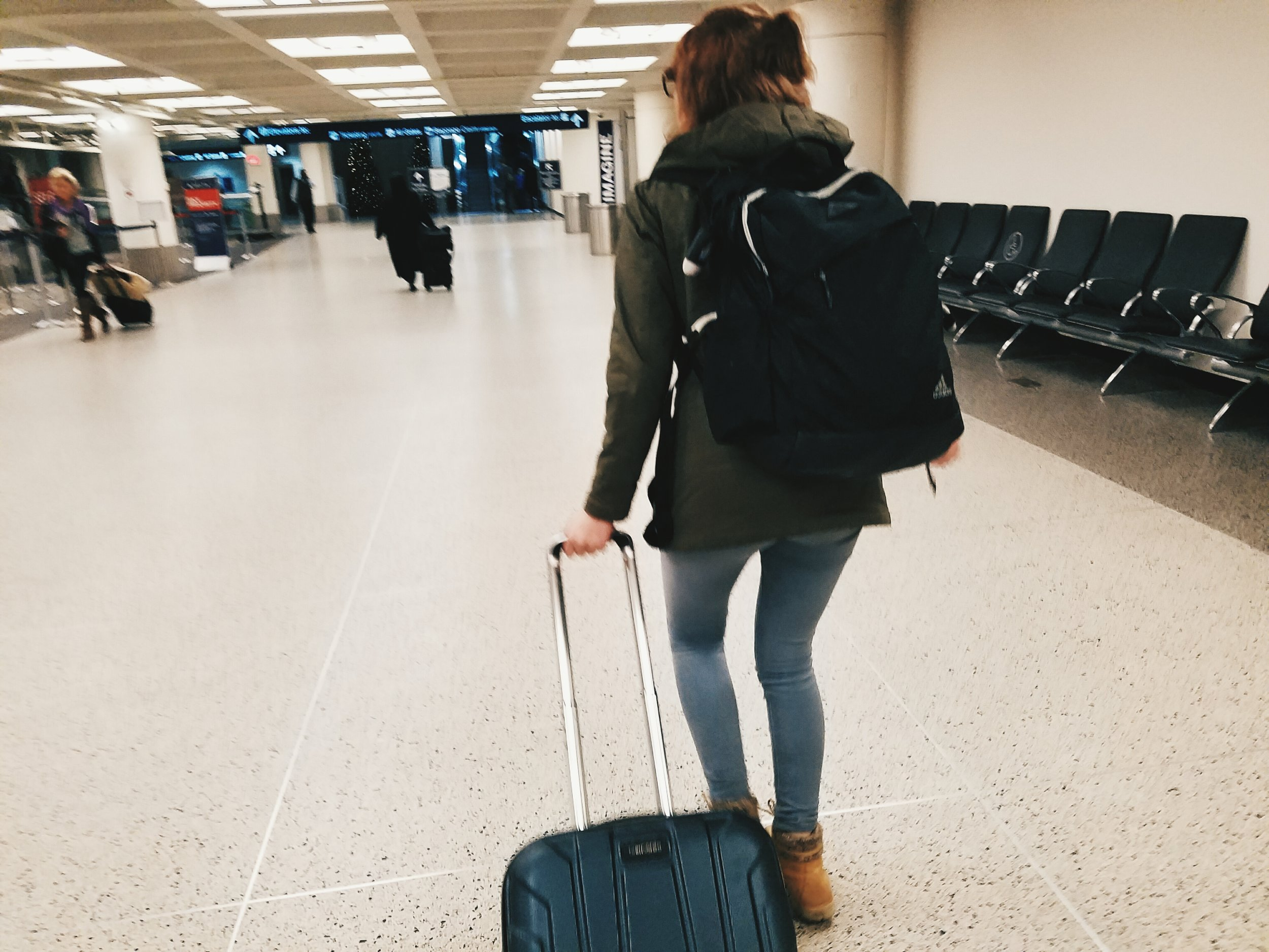 When my family moved across the country last fall, my sister planned numerous visits back, racking up even more frequent flyer miles than myself. You'll hear her advice in my article on flight rules.