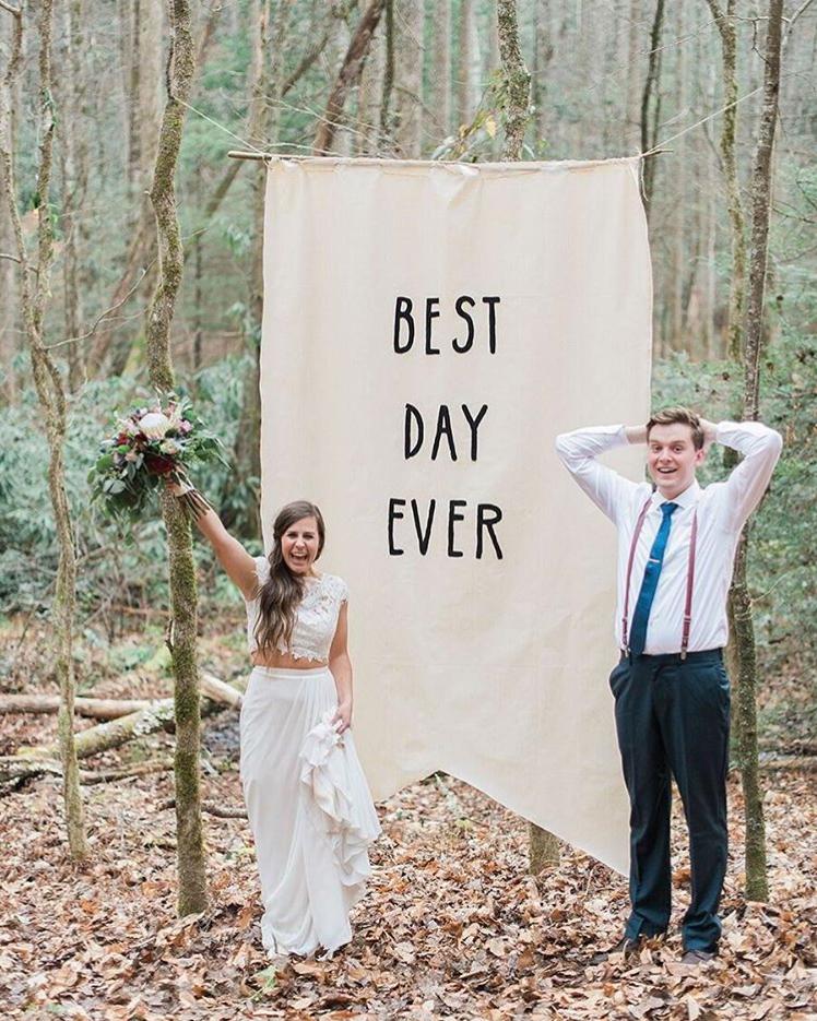 via Instagram // @weddingchicks