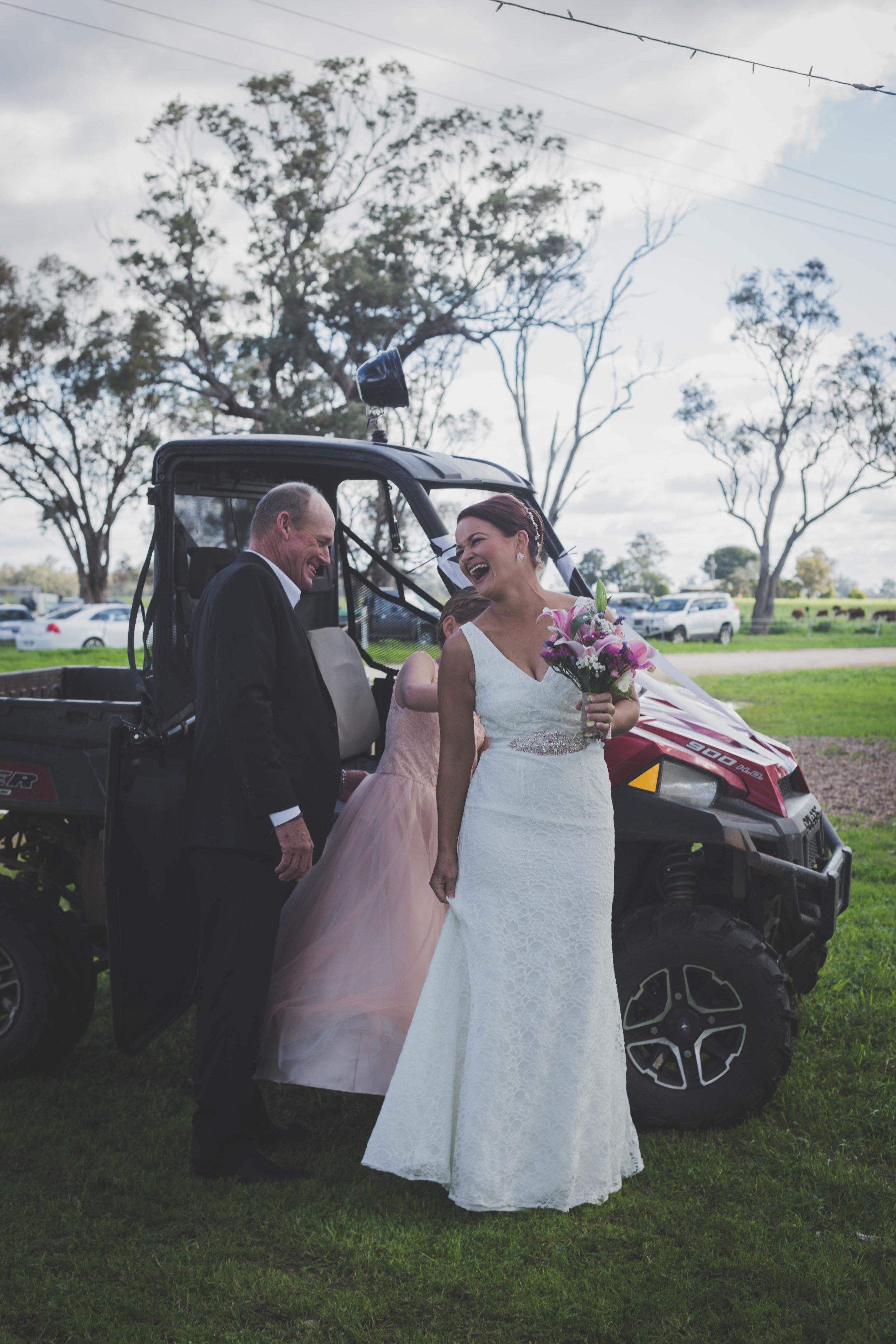 Dubbo Rawsonville Wedding 1