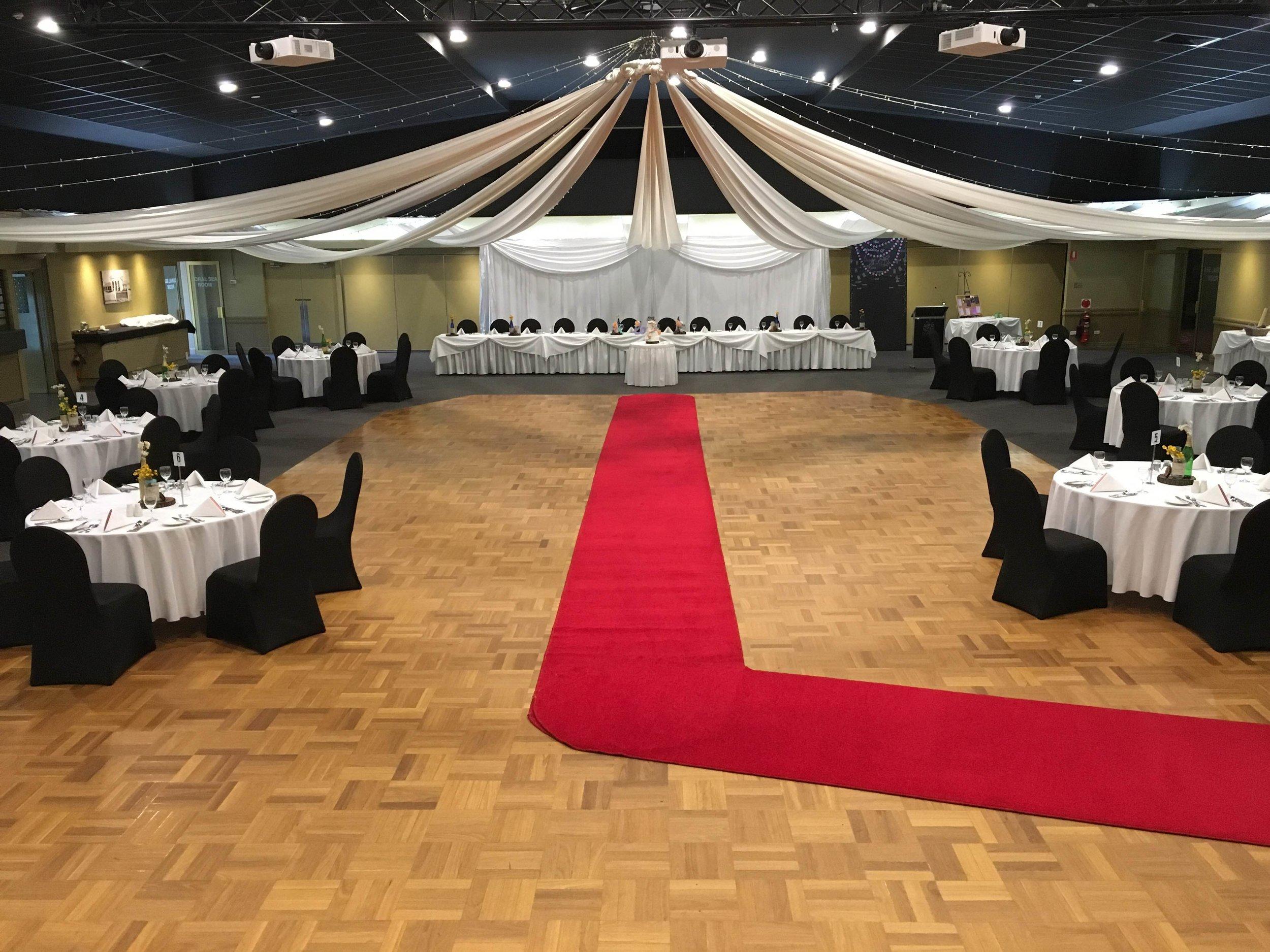 Coral Sea Auditorium Wedding 2.JPG