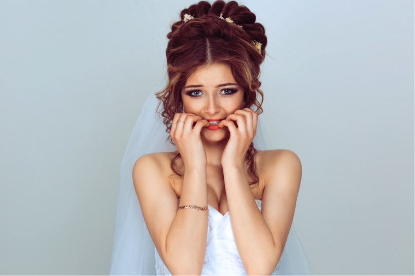 Avoid wedding stress with these helpful tips.  Photo: supplied