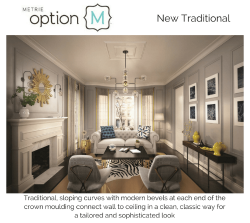 Metrie Option M New Traditional