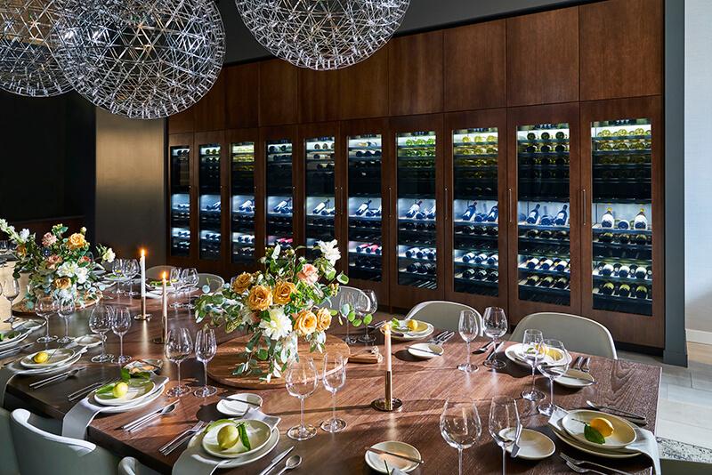 Signature Kitchen Suite Wine Columns