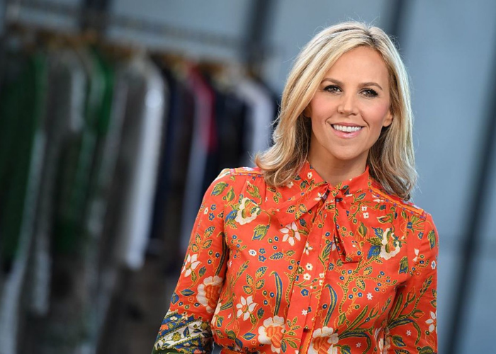 Tory Burch Photo by ANGELA WEISS via CNBC