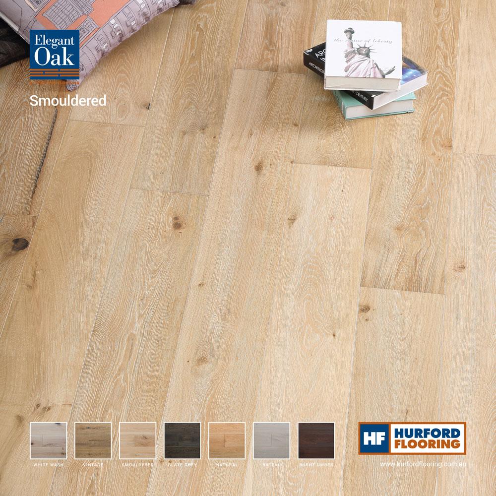 Hurford Flooring in Elegant Oak