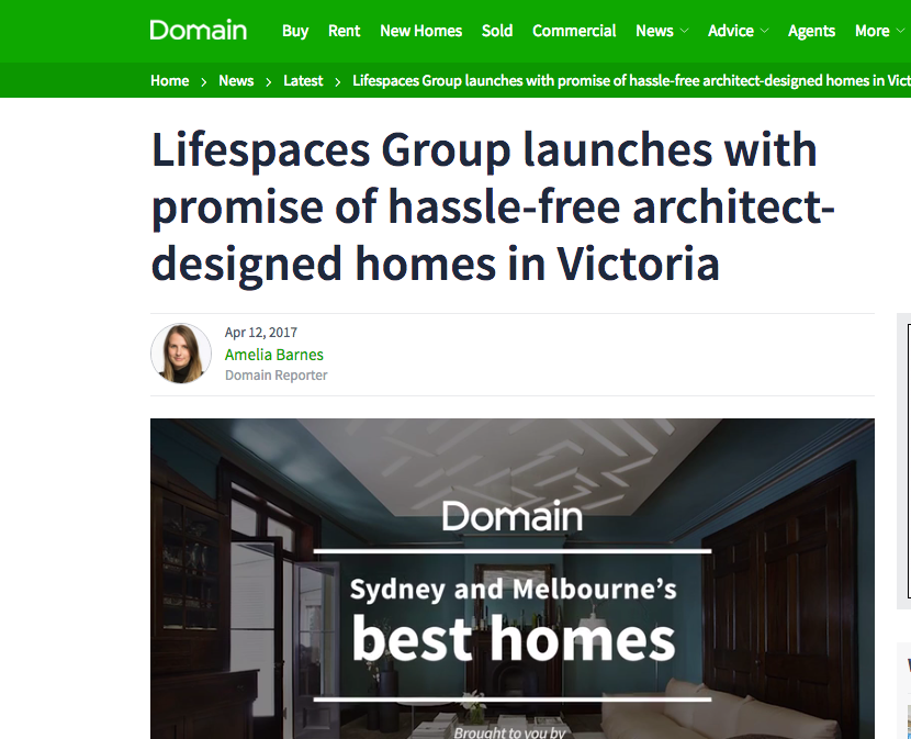 Life Spaces Group x Domain