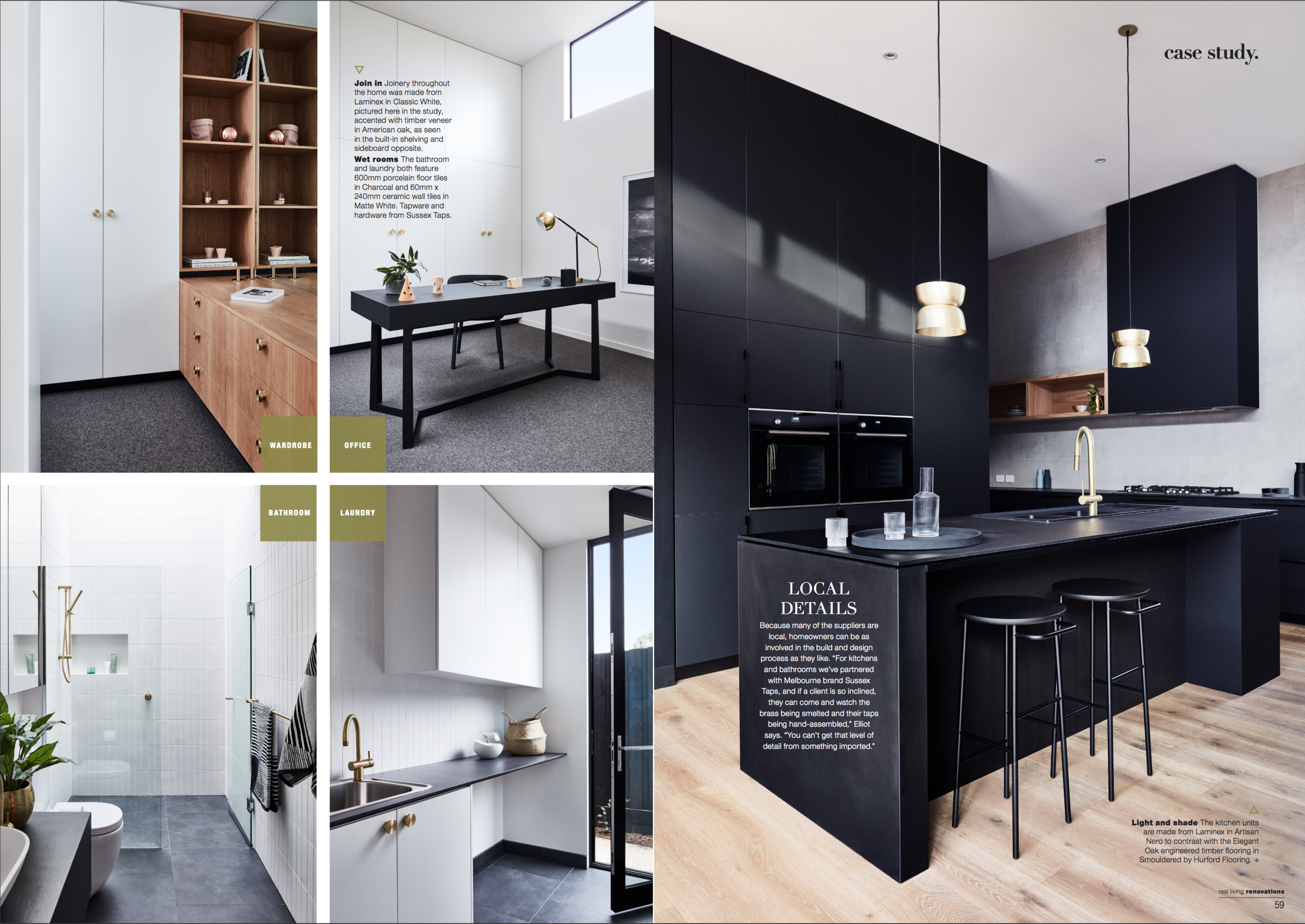 Life Spaces Group x Real Living Magazine