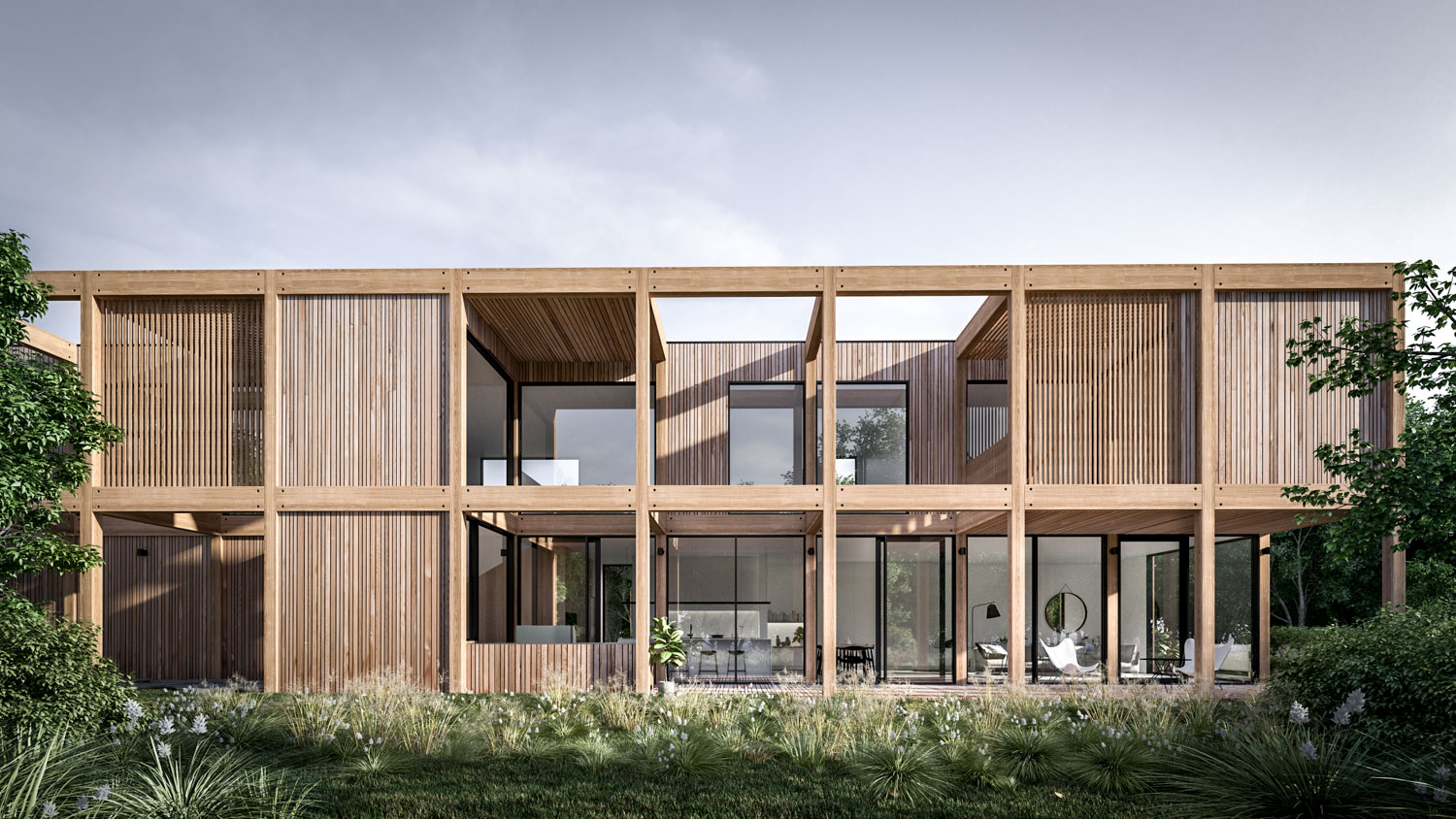 Frame House By Auhaus for Life Spaces Group Side.jpg