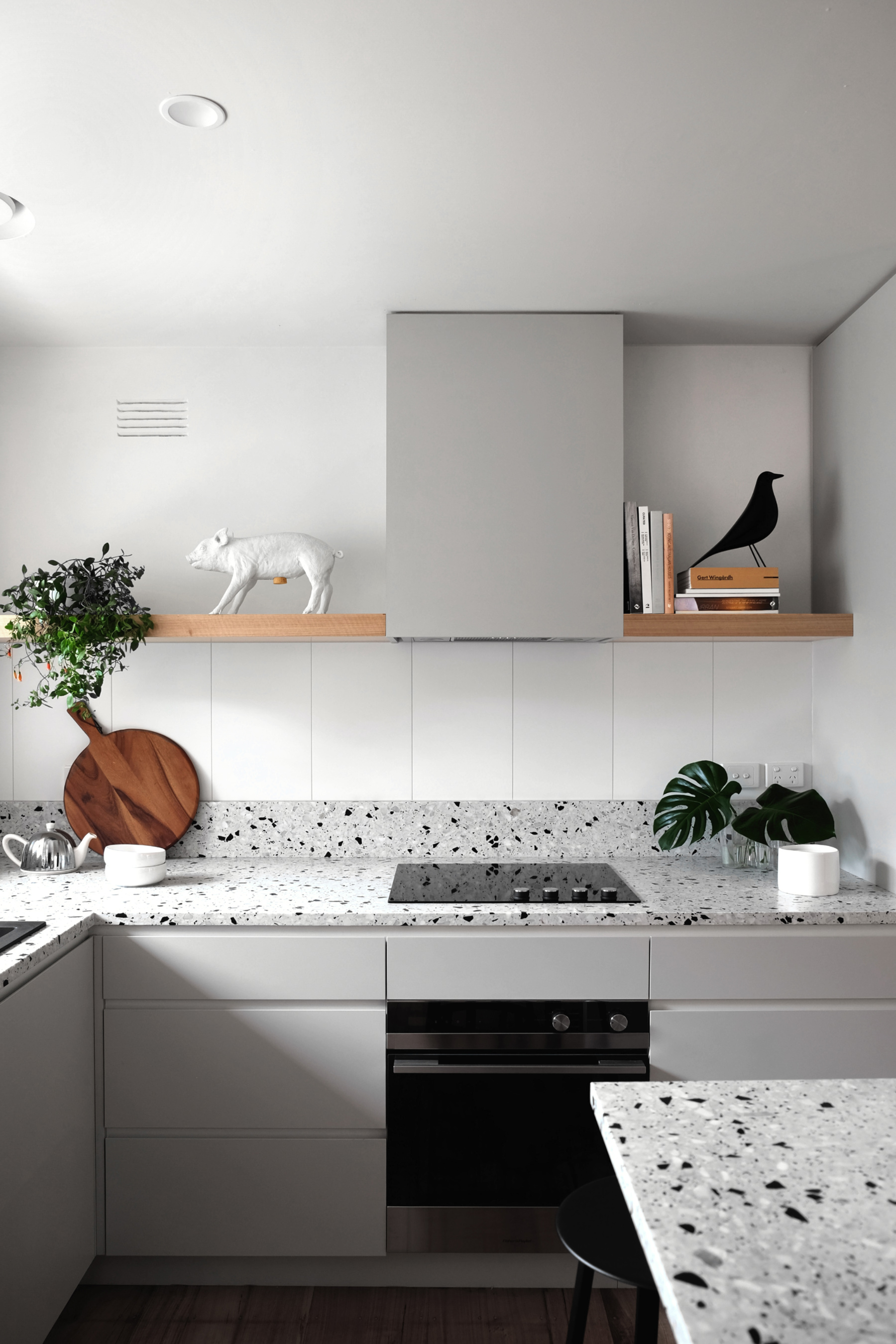 An example of  Signorino product  (supplied image - not Lifespaces Group kitchen)