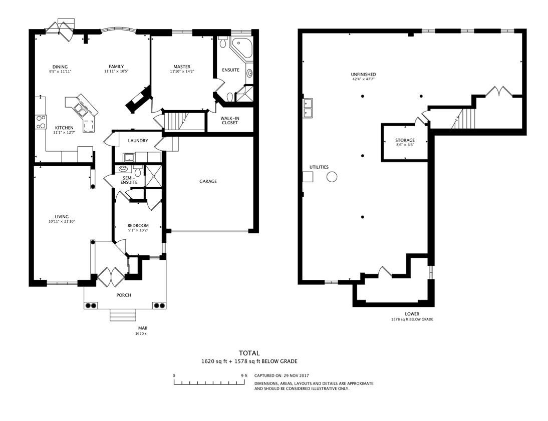 70 Alba Avenue - Floor Plan Inches.jpg