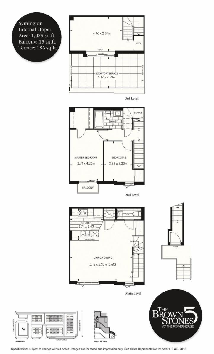 7 Foundry Ave 220 - Floor Plan