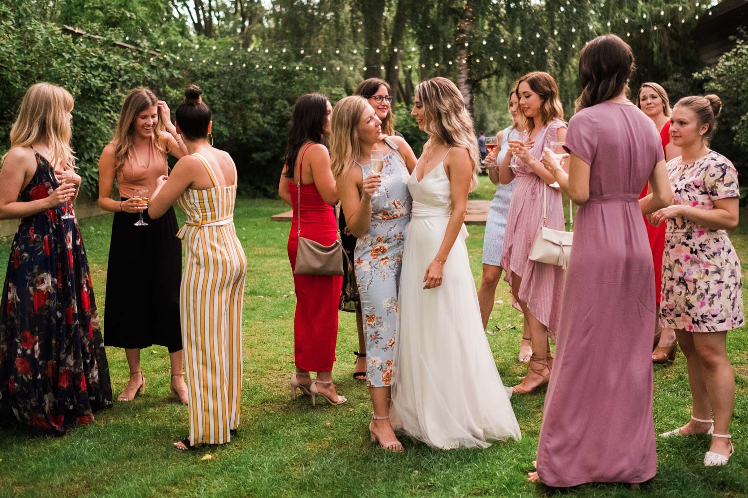 - Imagine your wedding day. Do you want to have fun with your friends, family, spouse? Or would you prefer to take direction and have interjections throughout the day?