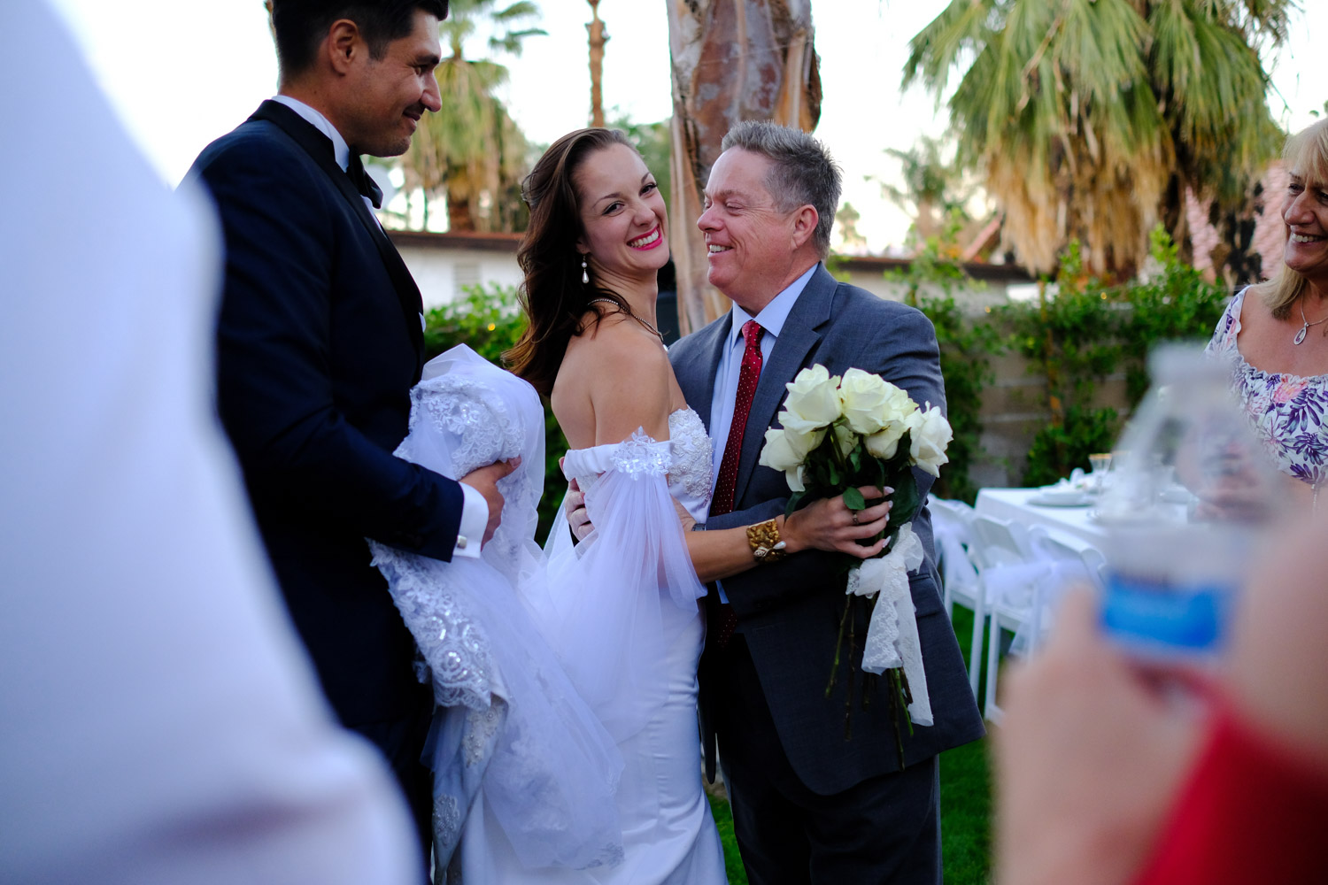 - Street photography means we remain unobtrusive and photograph your wedding as it unfolds.The focus of your wedding day is about you and your happiness. The last thing we do is detract from that.