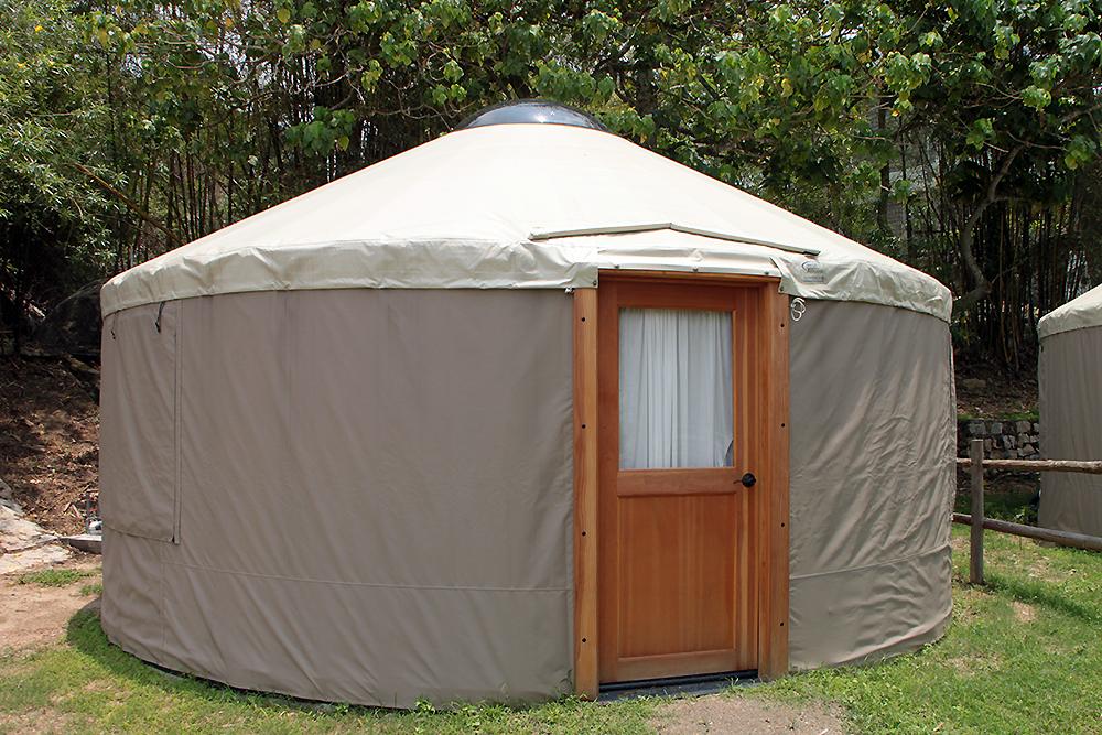 """16"""" Yurt"""