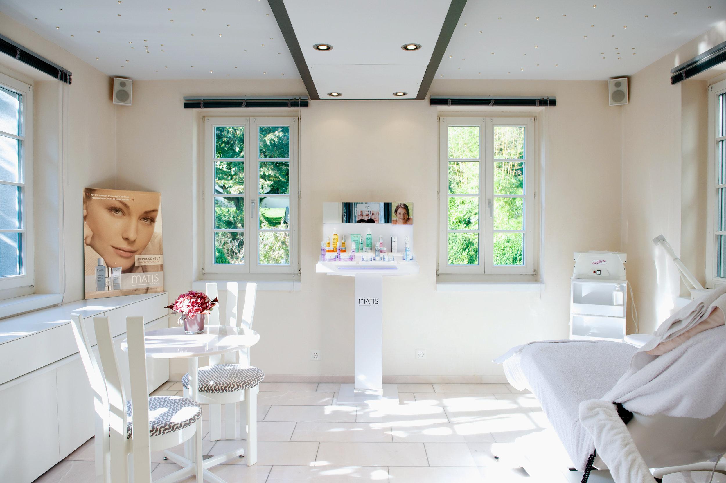Kosmetik am Dorfbach