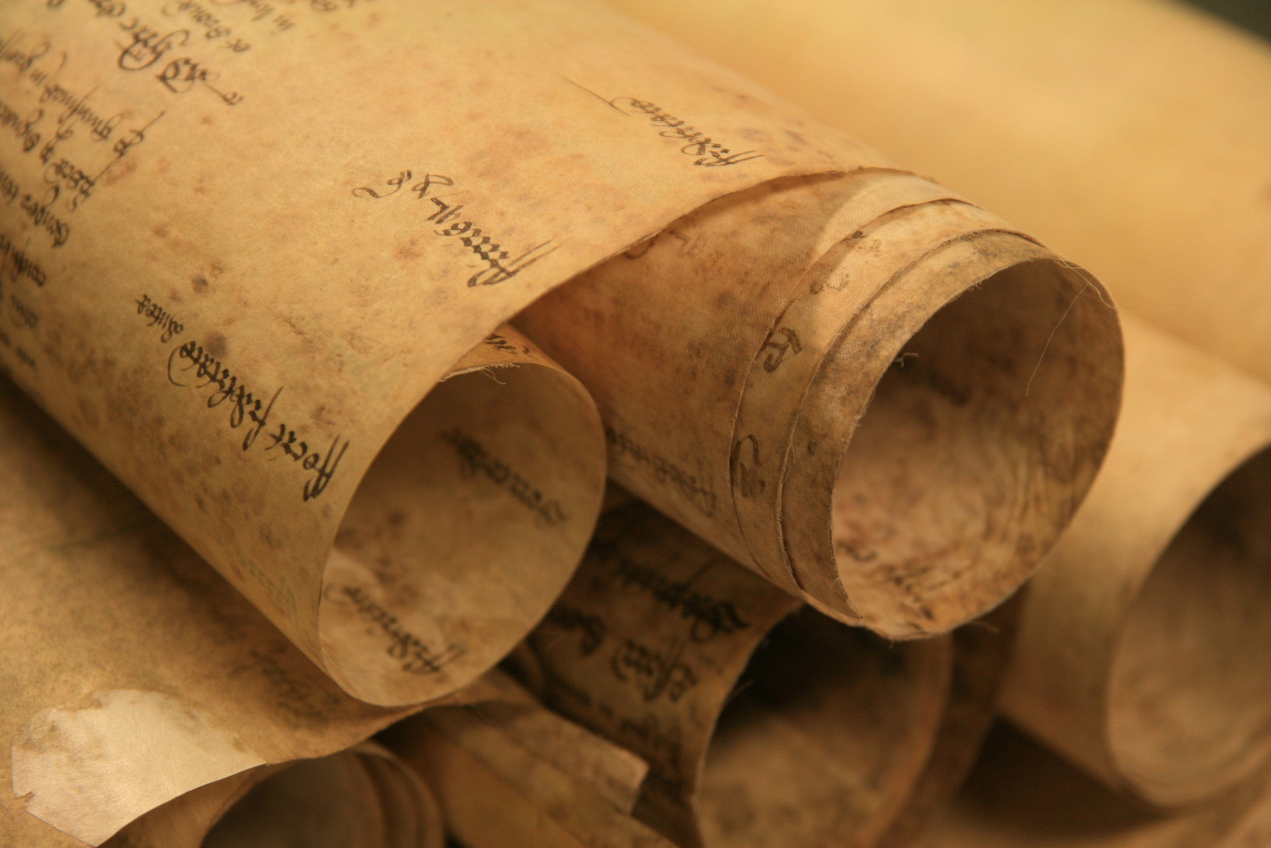 Hampstead Manorial Court Rolls