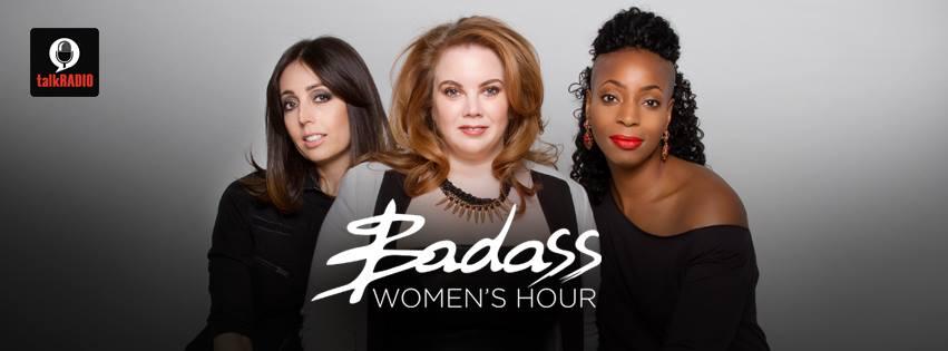 BADASS WOMEN'S HOUR  RADIO  Roshni joined the ladies at the Badass Women's Hour radio show to talk about Jayaben Desai - her #BackdatedBadass.